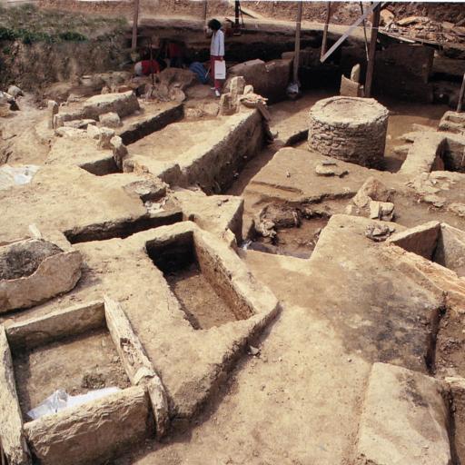 Area archeologica di Este - via Santo Stefano