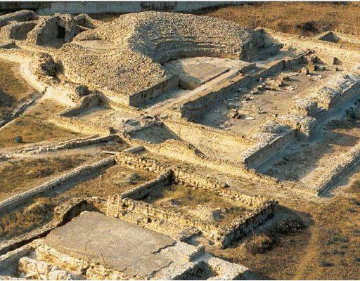 Area archeologica di Montegrotto Terme - via Stazione/via Scavi