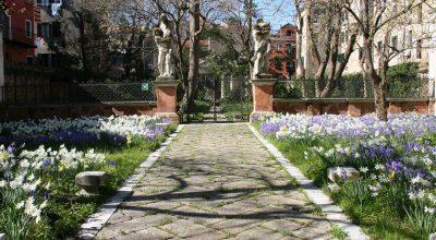 Venezia, 24 giugno e 8 luglio | Aperture straordinarie del Giardino storico di Palazzo Soranzo-Cappello