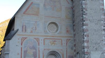 Forno di Zoldo (BL), loc. Pieve – Chiesa di San Floriano