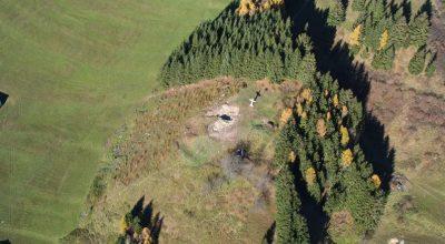 Auronzo di Cadore (BL) – Inaugurazione dell'area del santuario romano del Monte Calvario