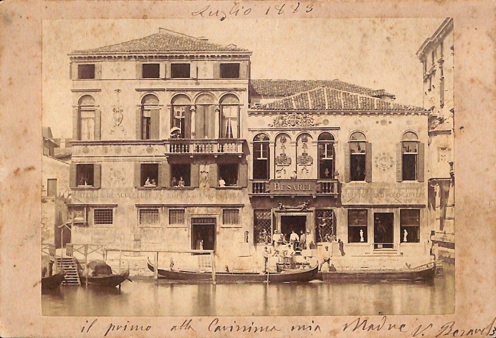 Valentino Panciera Besarel (1829-1902). Dall'archivio al territorio