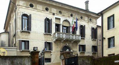 Al via i lavori di restauro della facciata esterna di Palazzo Zuccareda a Treviso
