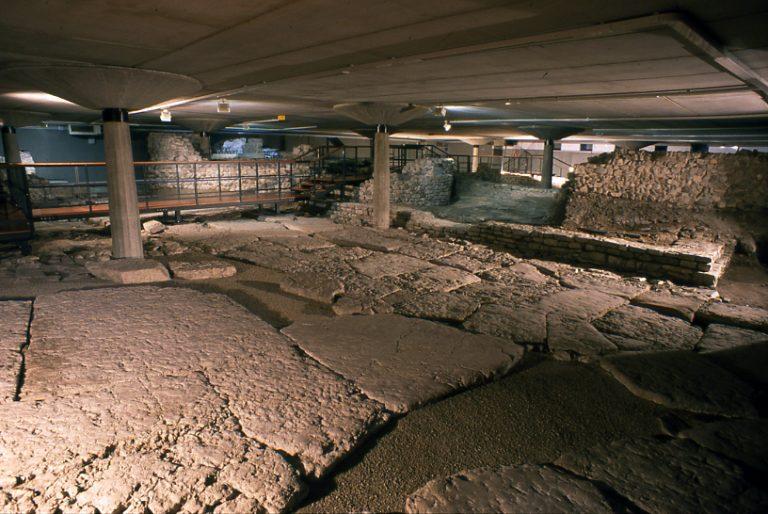 Area archeologica sotto la cattedrale di Feltre: visite gratuite il venerdì, sabato e domenica nei mesi di luglio e agosto