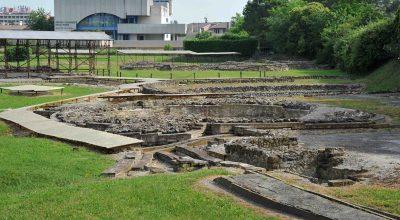 Montegrotto Terme, apertura straordinaria dell'area archeologica con gli scavi del complesso termale