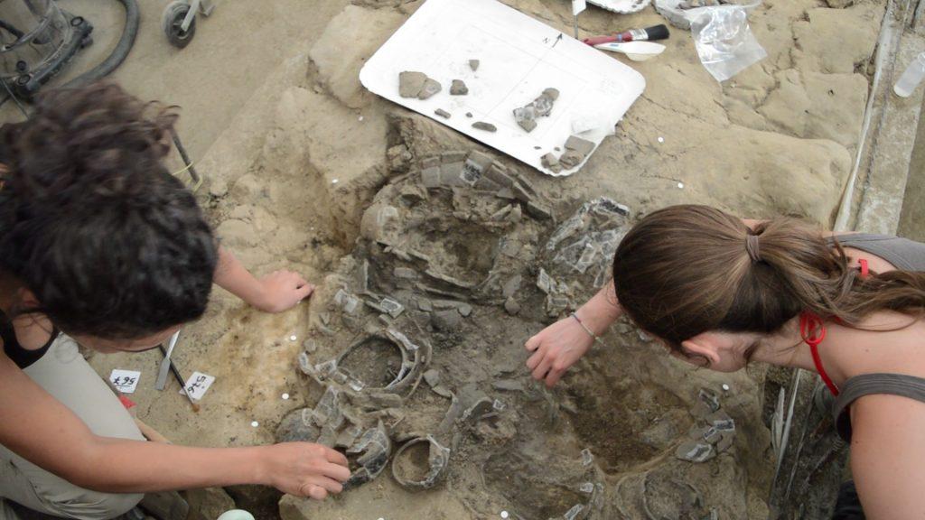 Al via la quarta campagna di scavo delle sepolture preromane della necropoli di via Tiepolo e via San Massimo a Padova